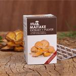 Maitake Extrakt und Pulver (120 Kapseln)