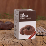 ReiShi Extrakt und Pulver (120 Kapseln)