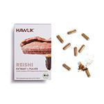 ReiShi Bio Extrakt und Pulver (120 Kapseln)